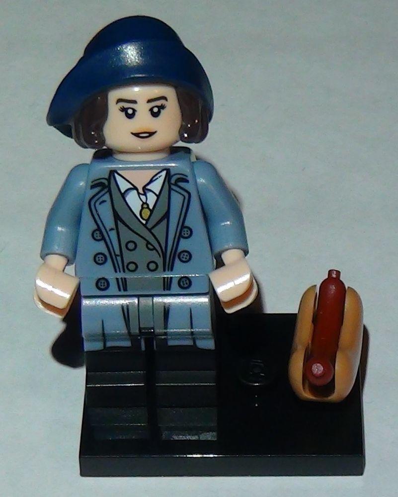 Lego minifigure harry potter figurine # 18 tina Goldstein fantastic animals