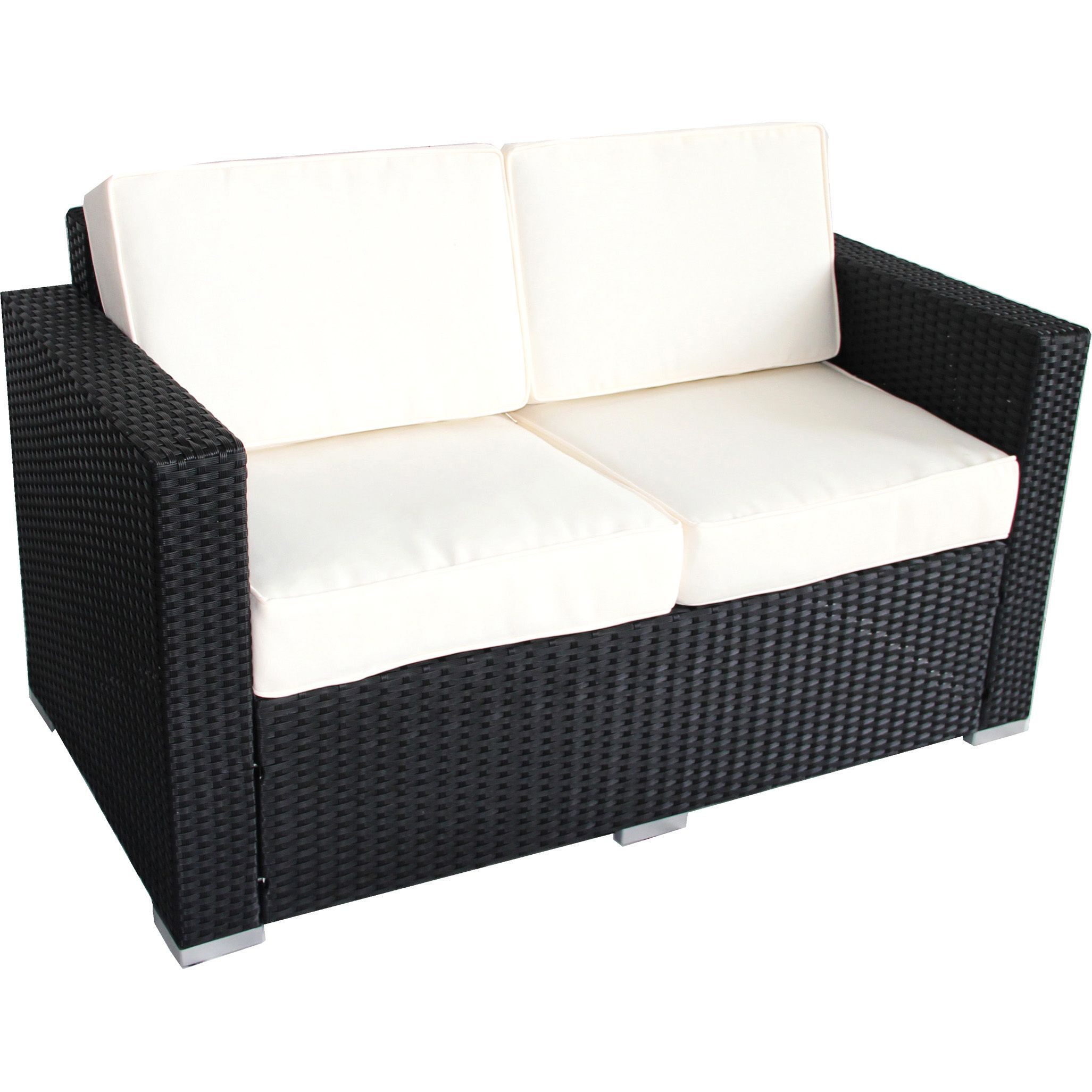 BroyerK 4 Piece Outdoor Rattan Patio Furniture Set By BroyerK