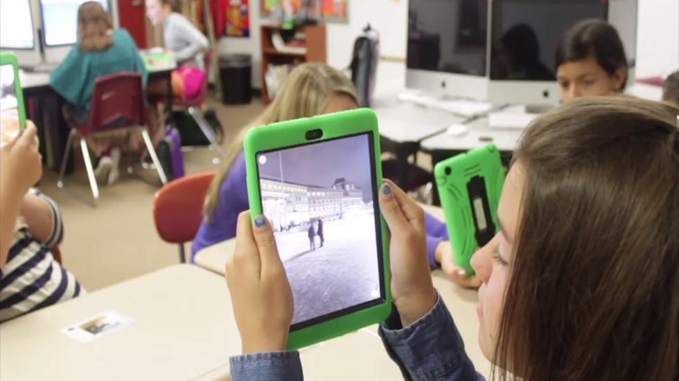 School Aurasma | Instructional technology, Augmented