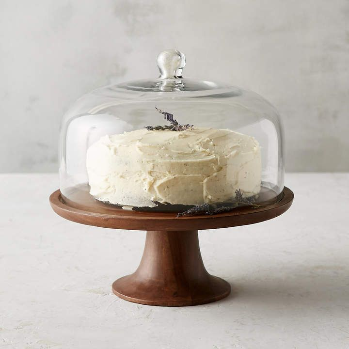 Cloche top cake stand beautiful cake stands cake stand