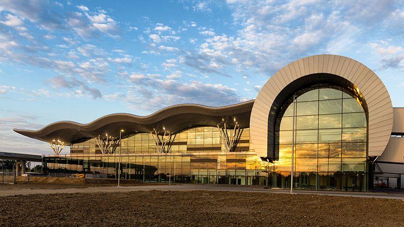 The Latest Passenger Terminal At Franjo Tudman International Airport Zagreb Zagreb Airport Airport City
