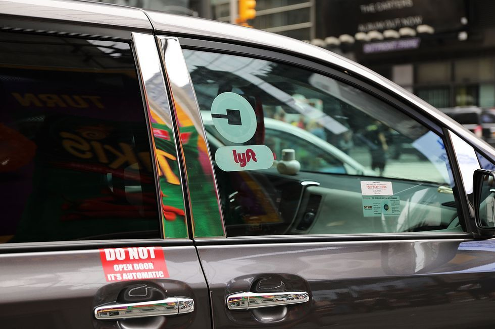 Uber Lyft Drivers Need Cars Dealers Have Unsold Cars Maybe They