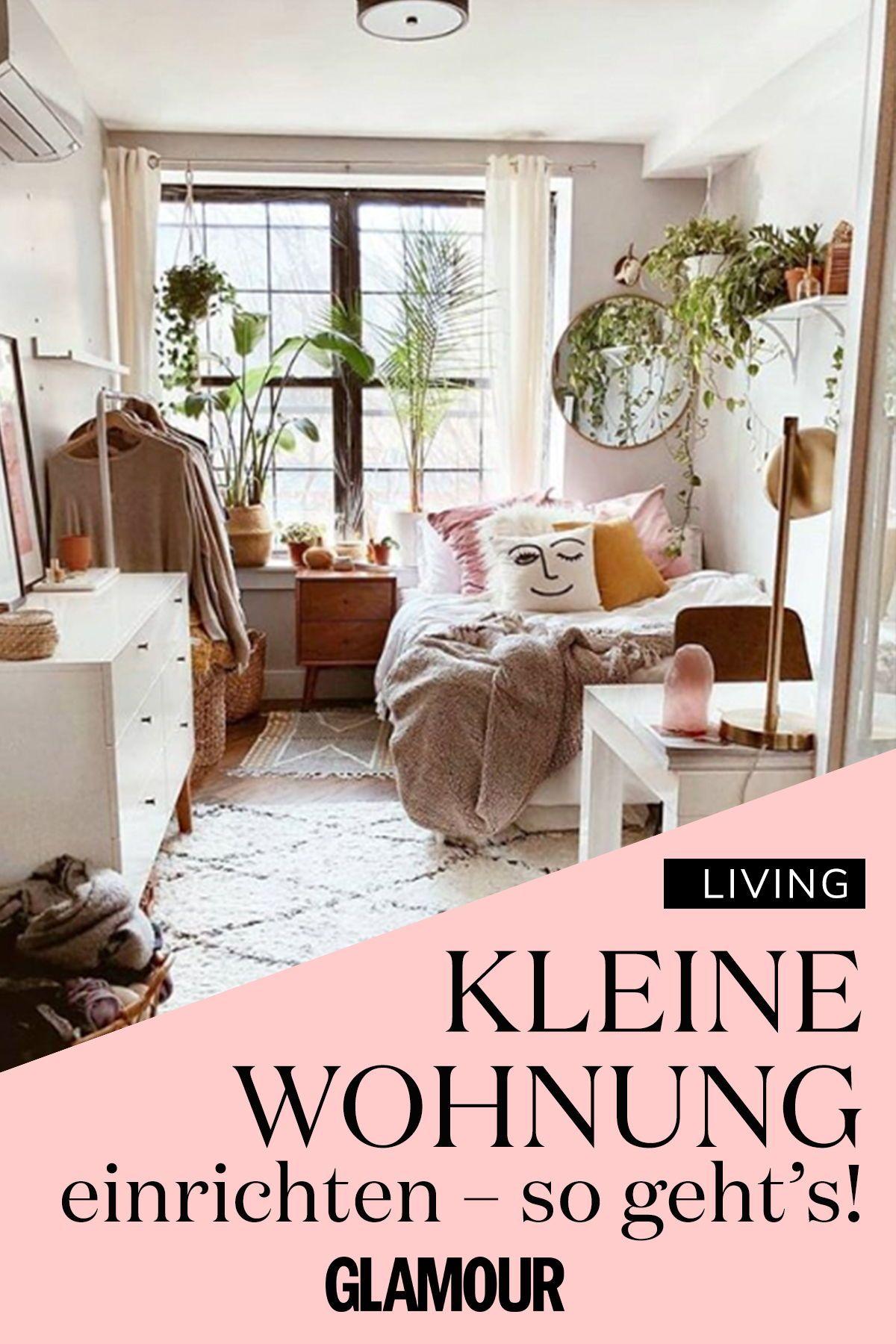 Photo of Kleine Wohnung einrichten: Tipps für mehr Platz