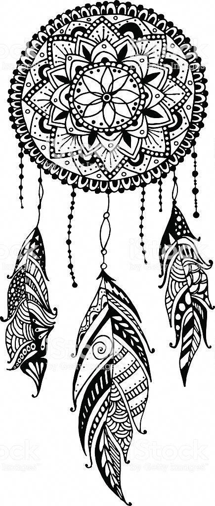 traditional mandala tattoo mandalatattoo  dream catcher