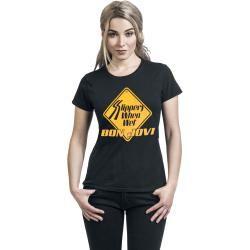 Photo of Bon Jovi escorregadio quando T-ShirtEmp.de