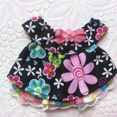 ELITE4U-Laura-FLOWER-Boutique-DRESS-4-Tear-BEAR-Premade-Scrapbook-3paperwishes