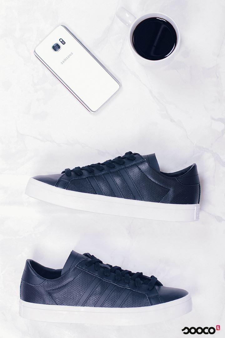 c2859cbe62d adidas Court Vantage Blauw | SOOCO: goes Social - Sneakers, Adidas ...