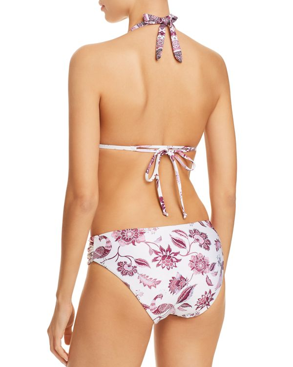 2c072e8e3f6cf Becca by Rebecca Virtue Tahiti Reversible Bikini Bottom | Nylon/spandex |  Hand wash | Imported | Swimwear sizing fits smaller than apparel sizing, ...