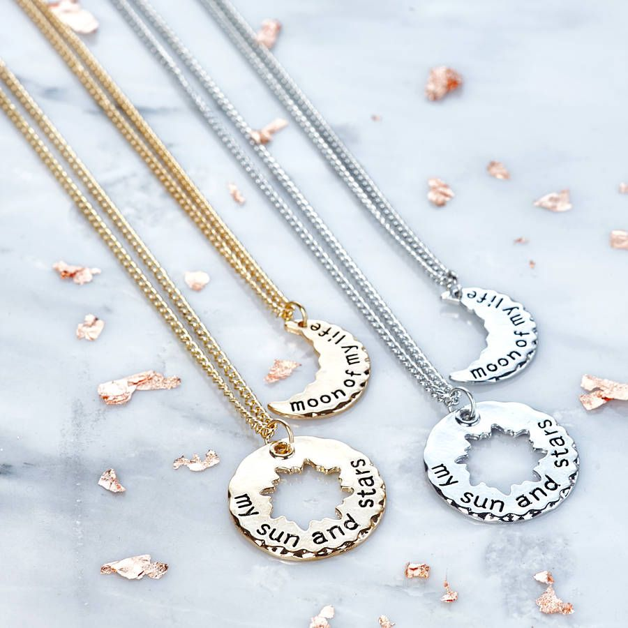 Image result for sun and moon necklace from twitches bracelets and image result for sun and moon necklace from twitches mozeypictures Gallery