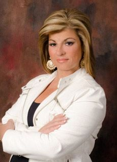 Psychic Medium Kim Russo, love her show The Haunting Of