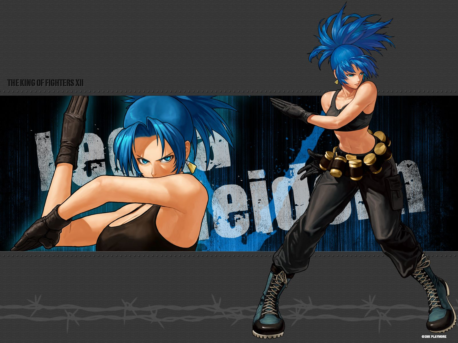 The King Of Fighters Wallpapers Hd Pack King Of Fighters