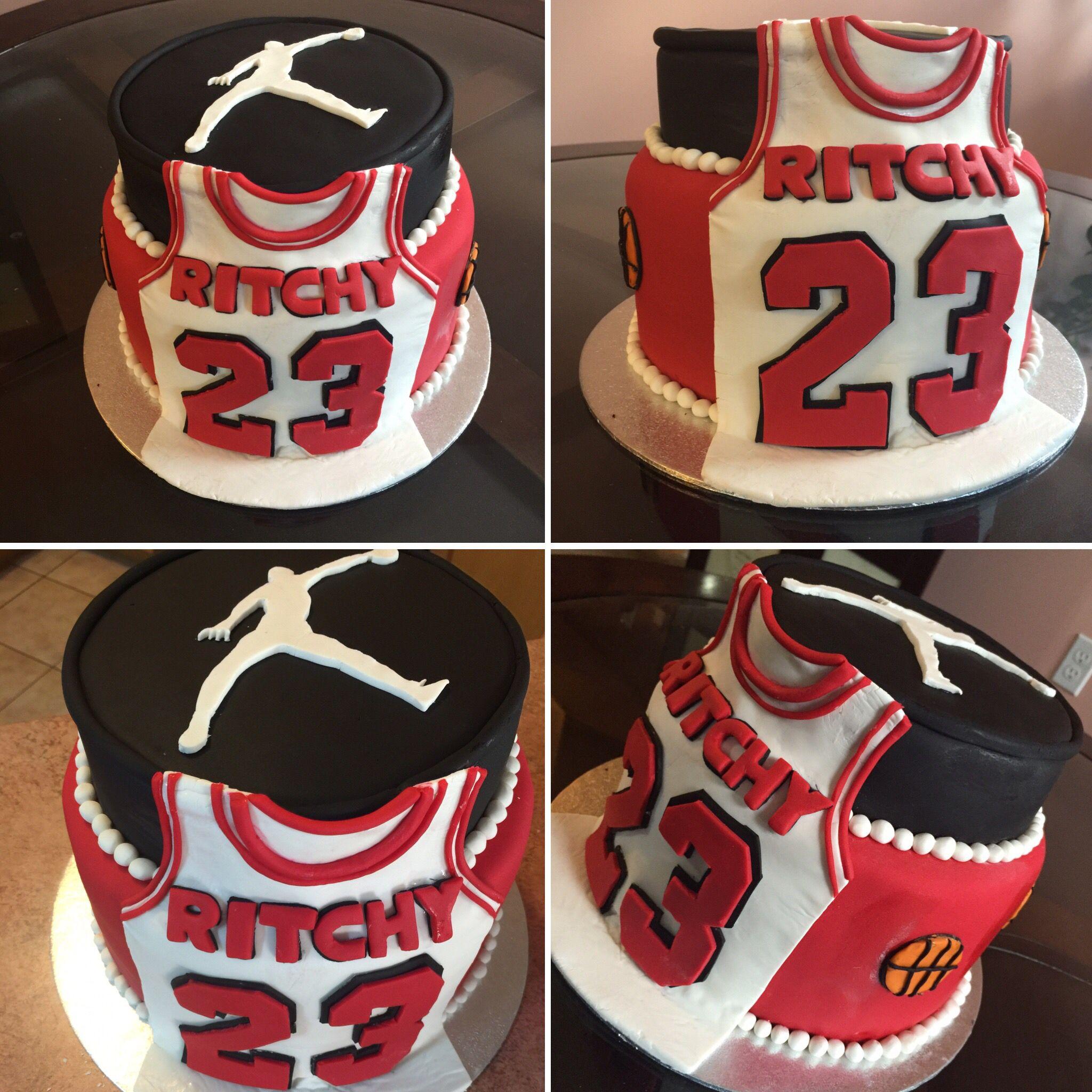 Michael Jordan Cake Cake Designs By Me Sugary Tales