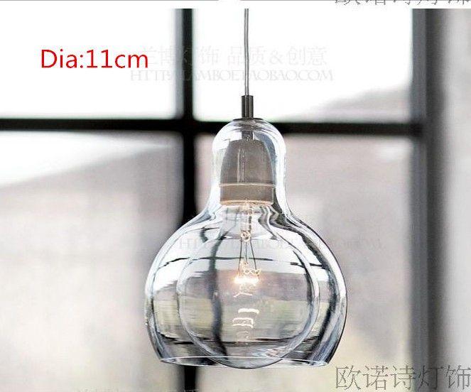 Goedkope Hanglampen Slaapkamer : Goedkope moderne minimalistische restaurant bar koffie glas