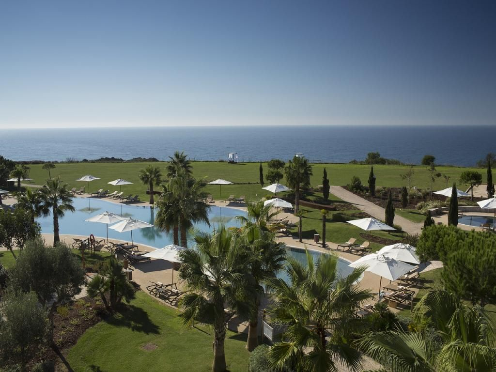Hotel Tivoli Carvoeiro Algarve Booking Cascade Wellness Apartments Lagos Portugal Booking