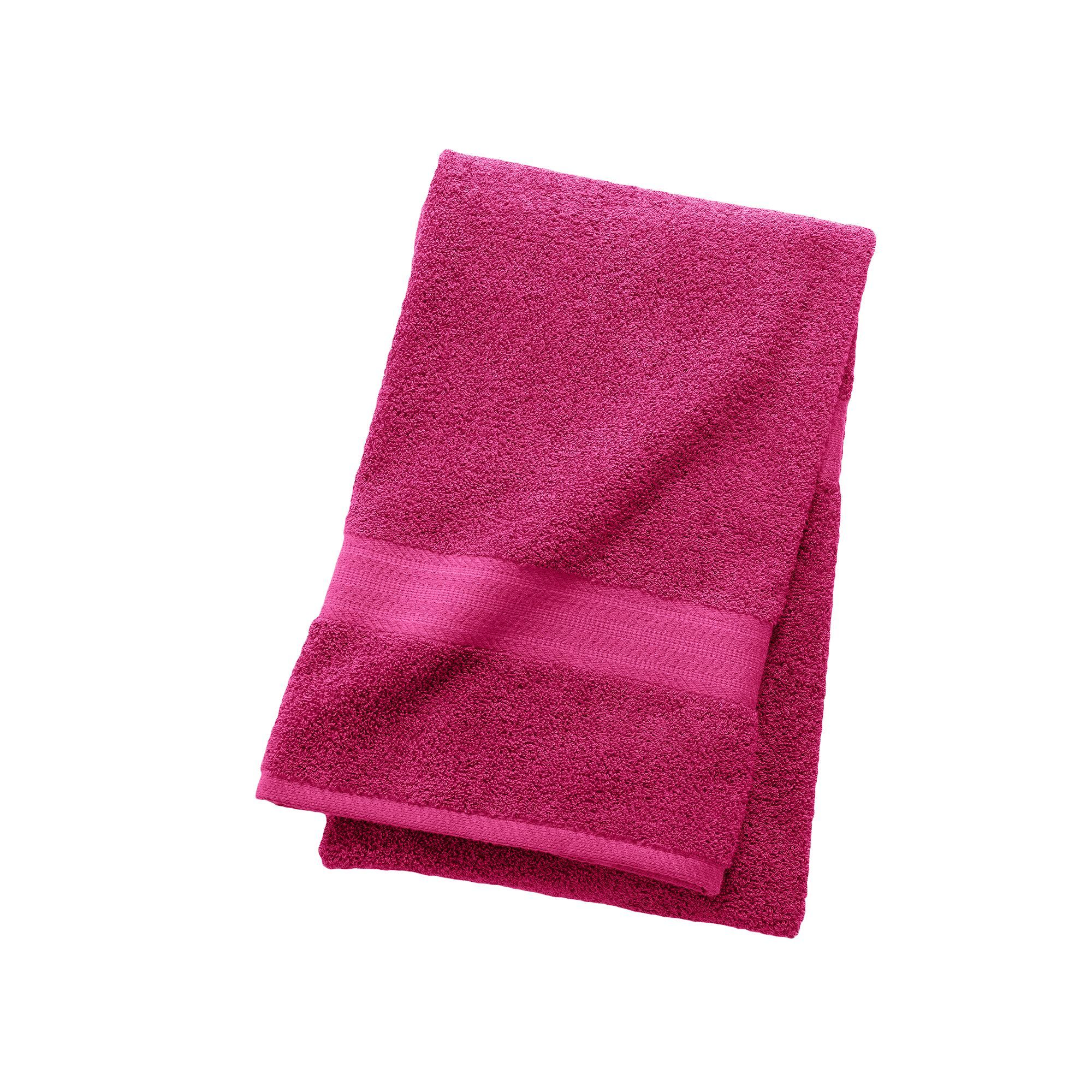 The Big One Solid Bath Towel Pink In 2019 Products Bath