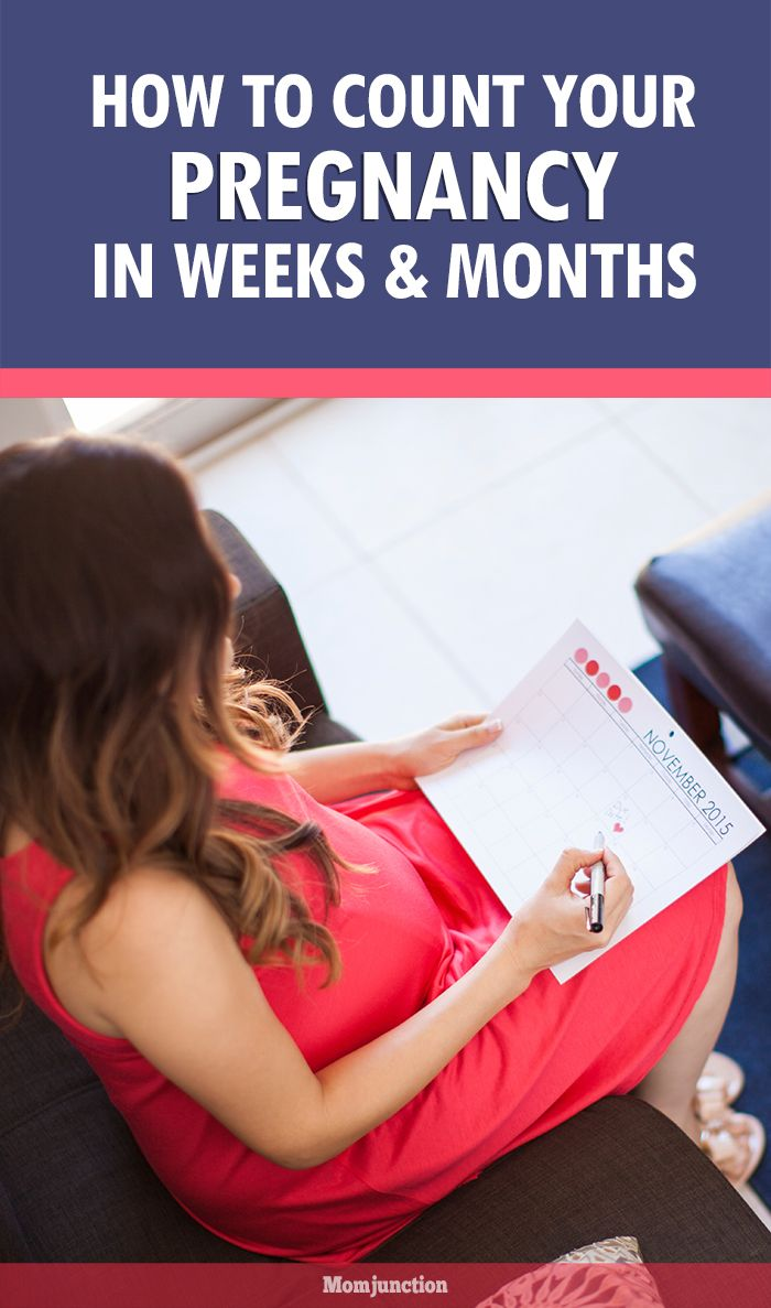 how to calculate the week of pregnancy
