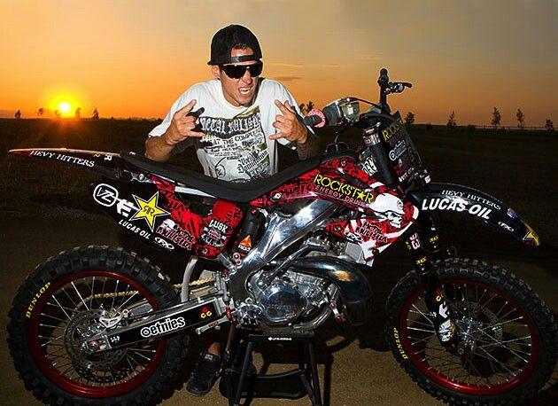 Brian deegan | everything | Dirt bikes, Motocross, Motorcycle