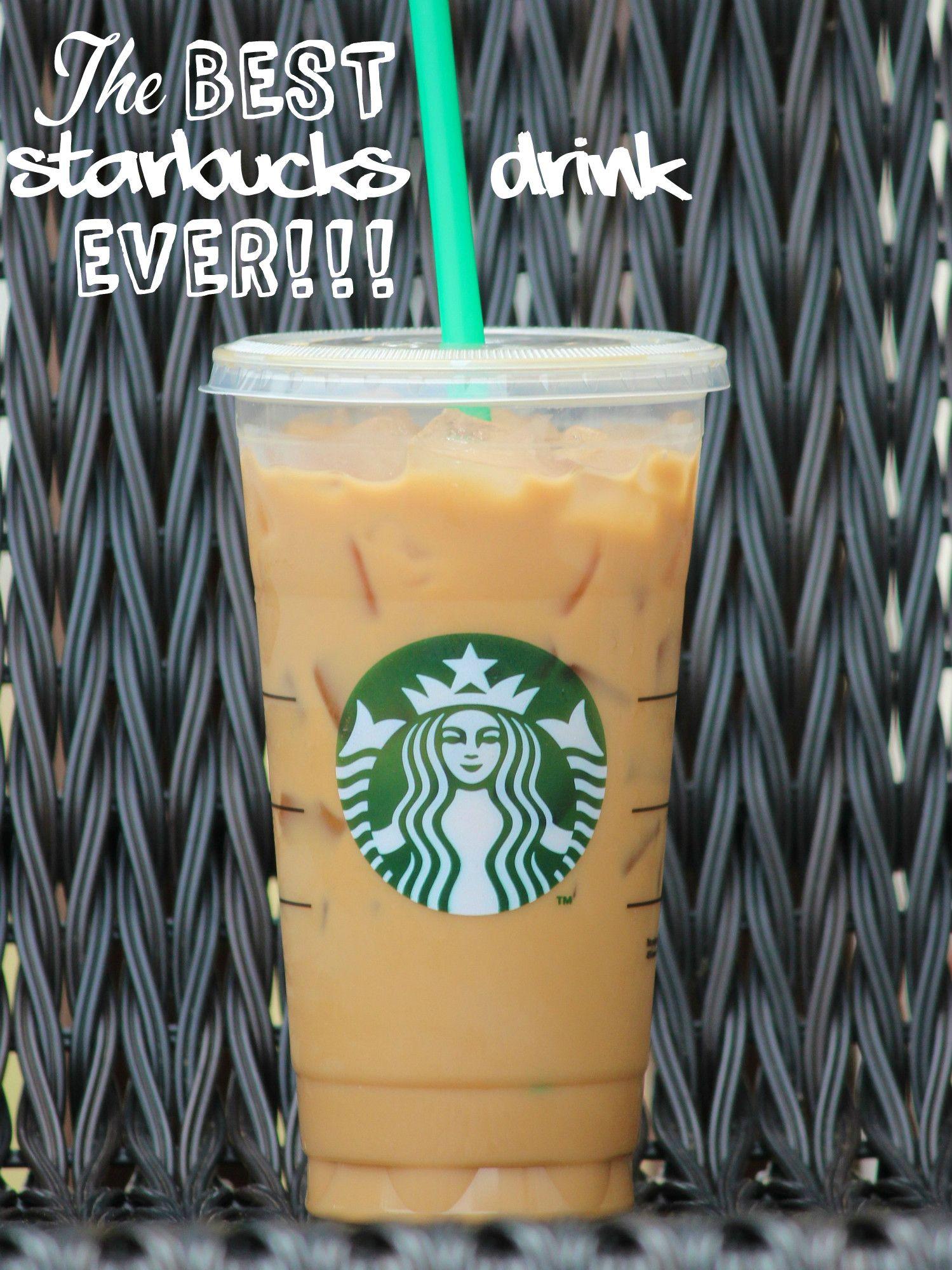 The BEST Drink At Starbucks!!!! | Gesundheit