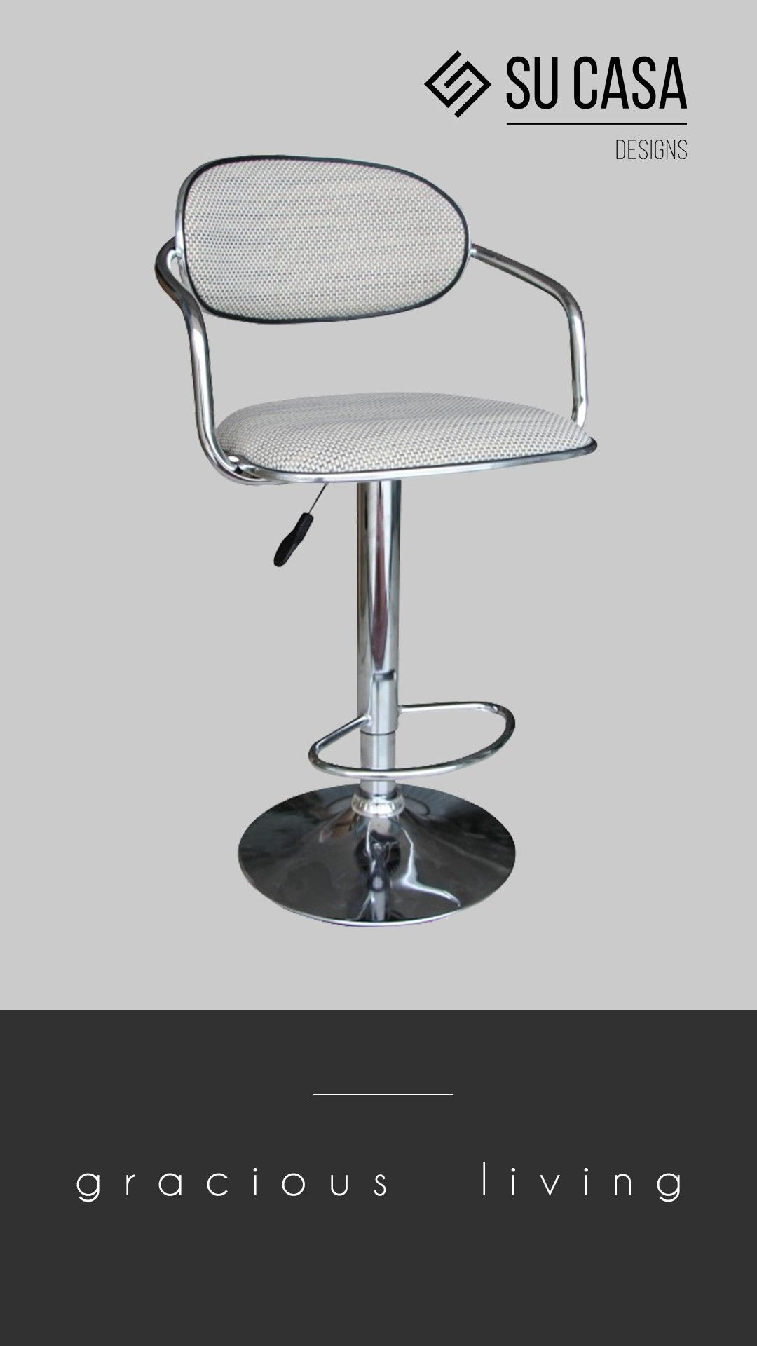 Live Graciously With This Barstool For R695 Only Now Available At