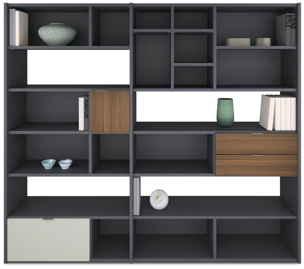 Boconcept Bookcase: Pin By 猫 女 On 书柜 In 2019