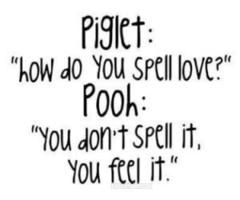 pooh and piglet | Tumblr