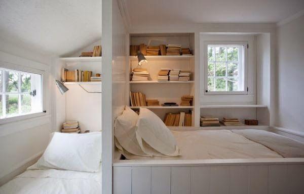 Desain Kamar Tidur Sempit Minimalis Sederhana Luphy Bedroom