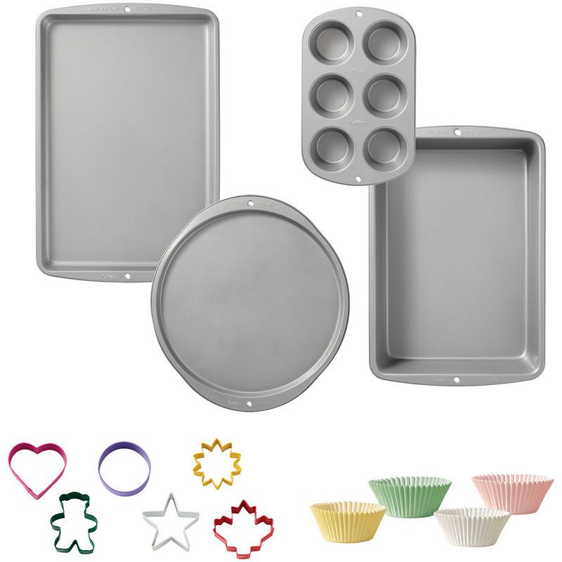 Wilton Brands 110 Pc Bakeware Set Non Stick Bakeware Set
