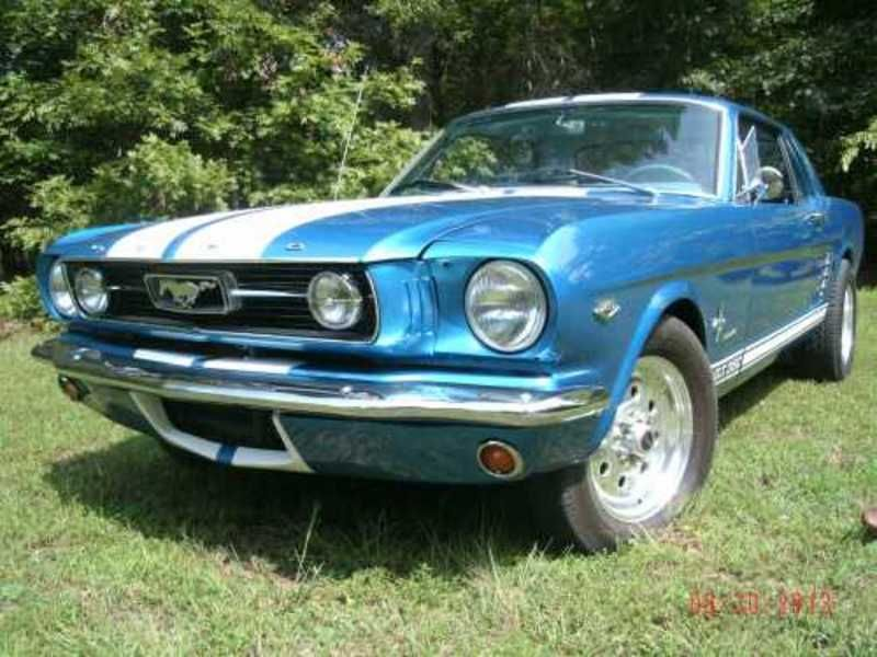 1966 Ford Mustang For Sale in Charlottesville, Virginia   Old Car ...