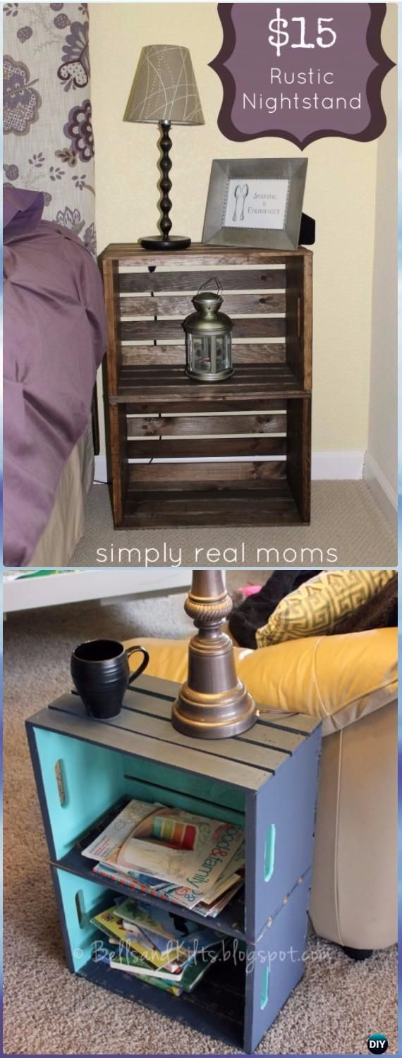 Favorite Diy Crate Furniture. DIY Wood Crate Office Table Instructions  FH31