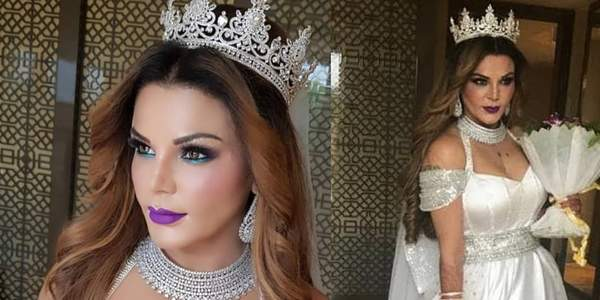 This Is The Third Time That Rakhi Sawant Gave Us Hope About Her Wedding Only To Crush It Soon Yesterday A Pict Bridal Shoot Engaged To Be Married Got Married