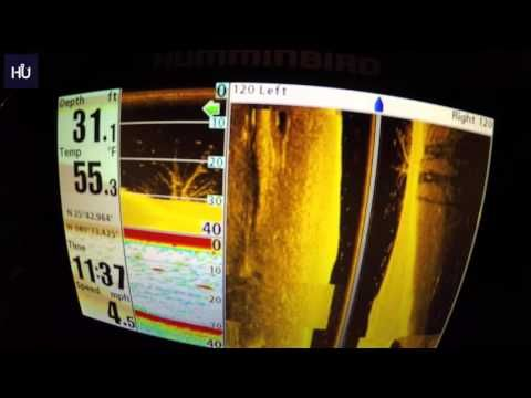 Humminbird Helix 7 Side Imaging And Down Imaging Features And Overview Youtube Humminbird Bass Fishing Tips Fish Finder
