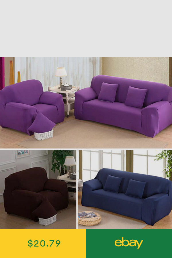 Beauty Couch Covers Ebay
