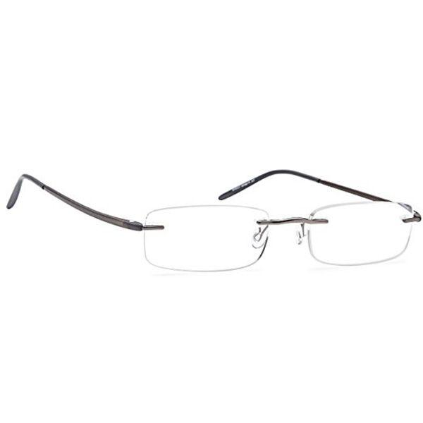 836f5459072a Gafas de lectura gafas sin montura sin rebordes de lectura