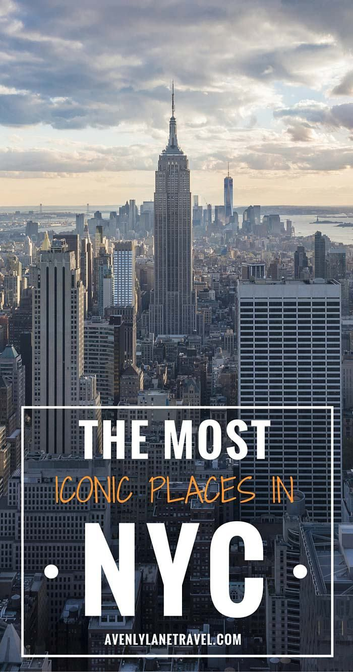 New York for First Timers: 10 Iconic Spots You Wont Want