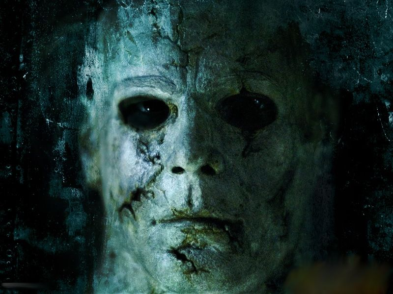 Michael Myers Rob Zombie S Halloween 2007 Scary Halloween Pictures Halloween Rob Zombie Best Halloween Movies