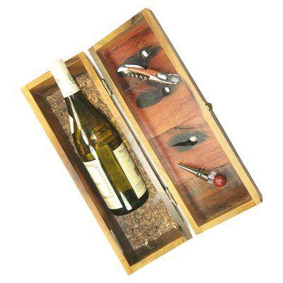 Cuisinart Cordless Wine Opener With Vacuum Sealer 5 Piece Set