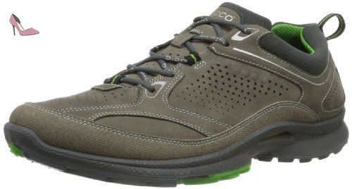 Ecco Terracruise, Chaussures de running homme - Marron (Warm Grey/Picante), 45 EU