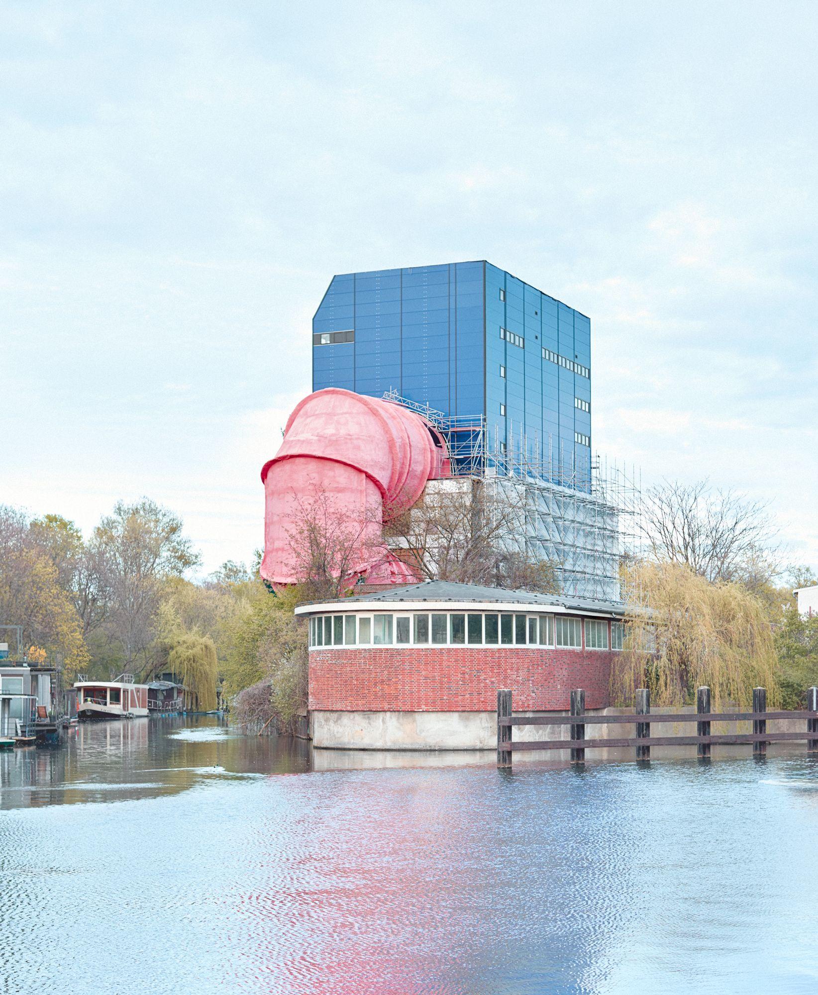 #Umlaufkanal #architecture #industrial #building #berlin #germany #visit #travel #travelblog #travelphotography #cycledandcaptured