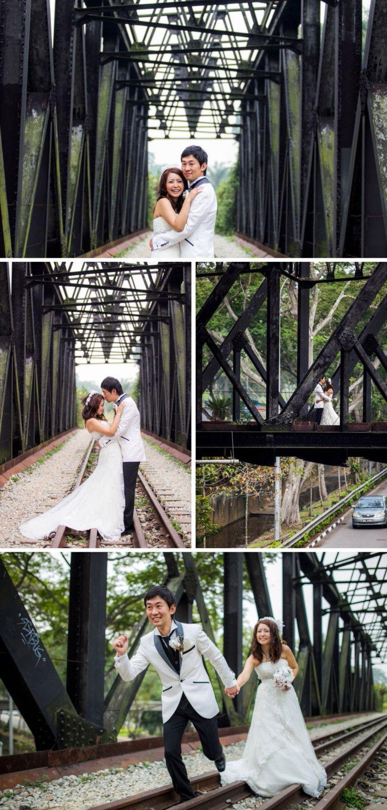 Top 10 Unique Singapore Pre Wedding Locations That