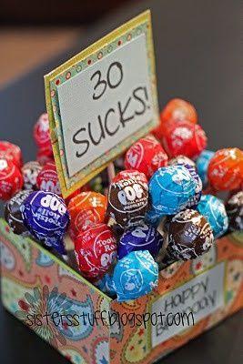 30th Birthday cute-ideas
