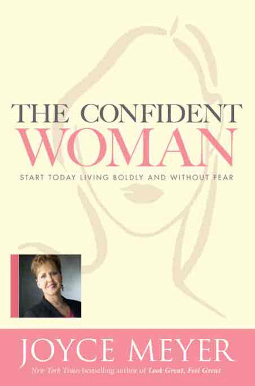 The Confident Woman Ebook In 2020 Confident Woman Joyce Meyer