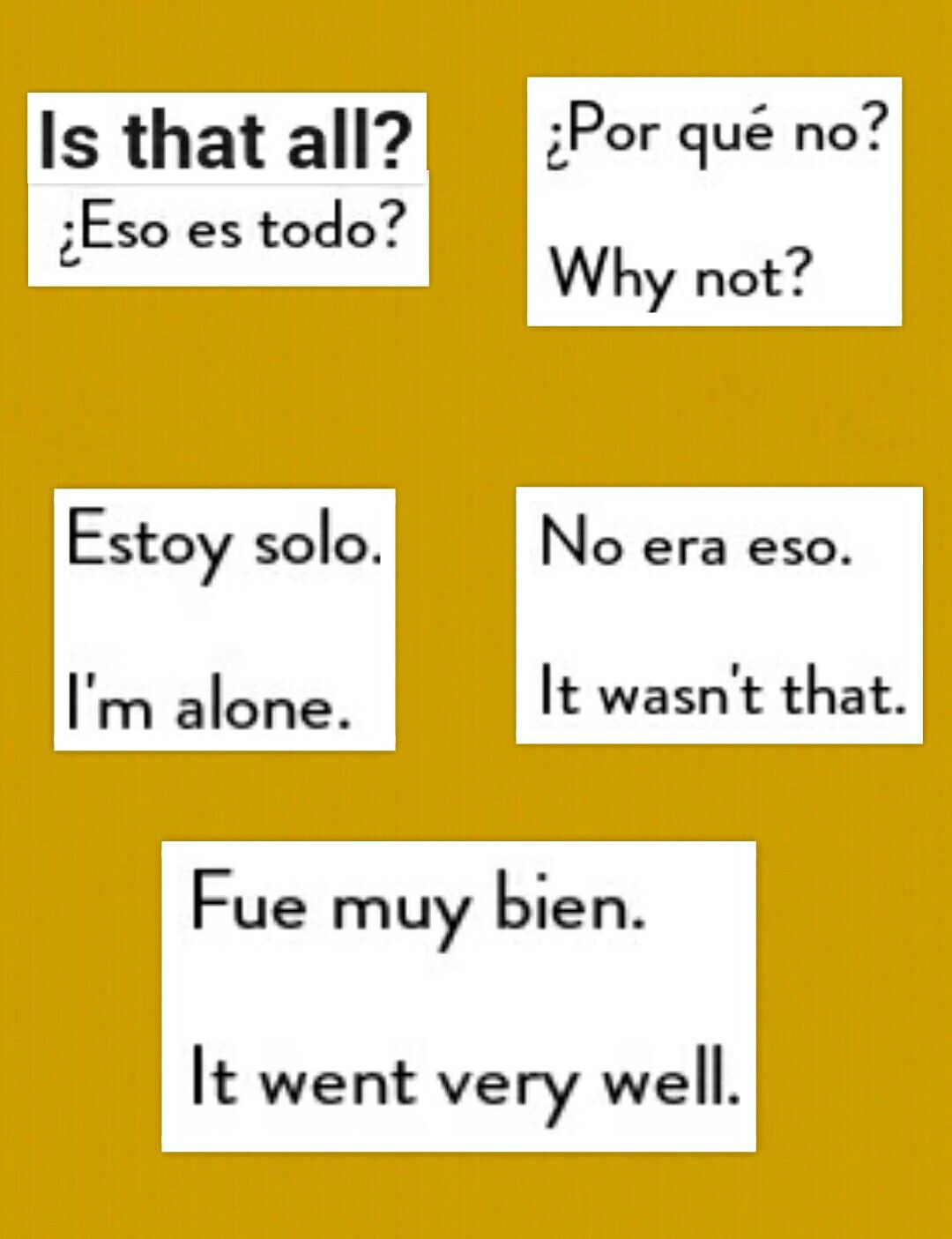 Pin By Jenny Dang On Learning Spanish