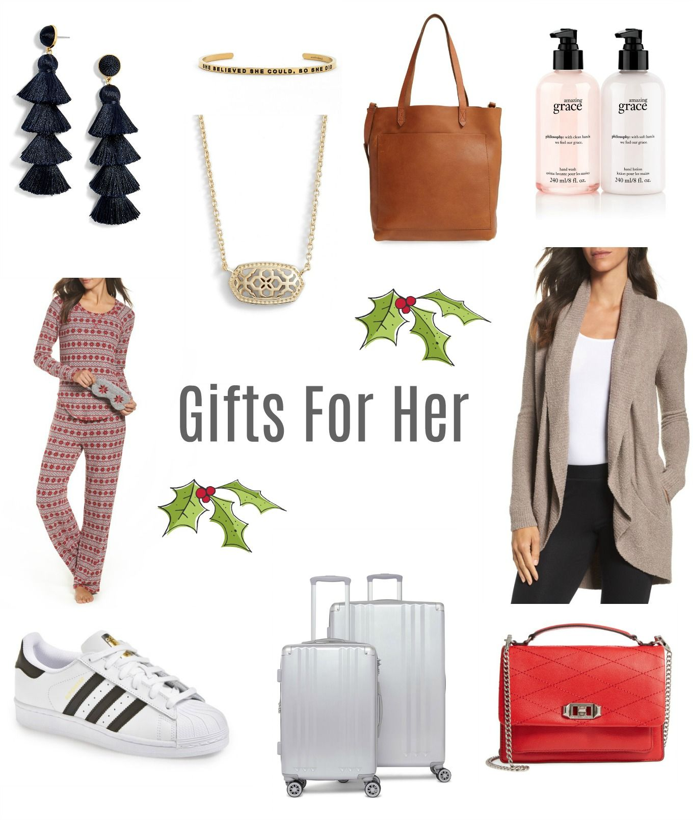 25 Days Of Winter Fashion Sequins Gifts For Her From
