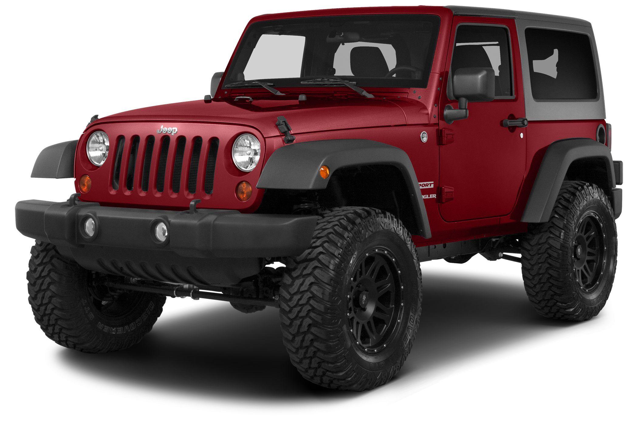 New 2014 Jeep Wrangler Price, Photos, Reviews, Safety