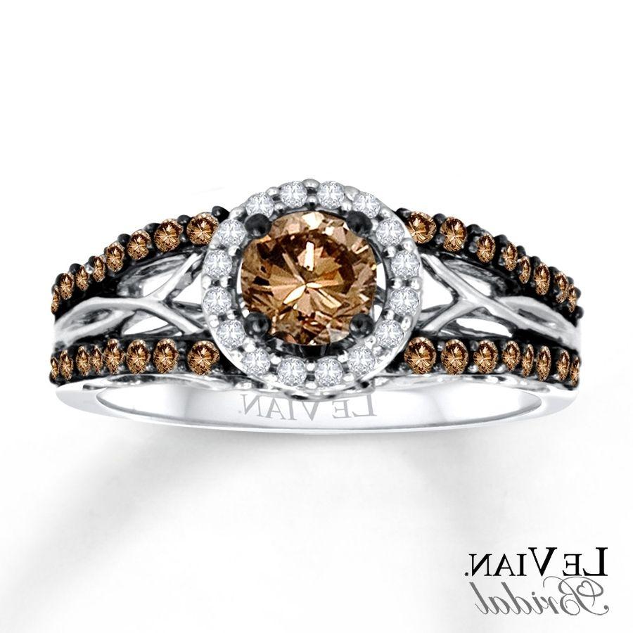 Affordable Chocolate Diamond Engagement Rings: Chocalte Diamond Rings Weddings At Reisefeber.org