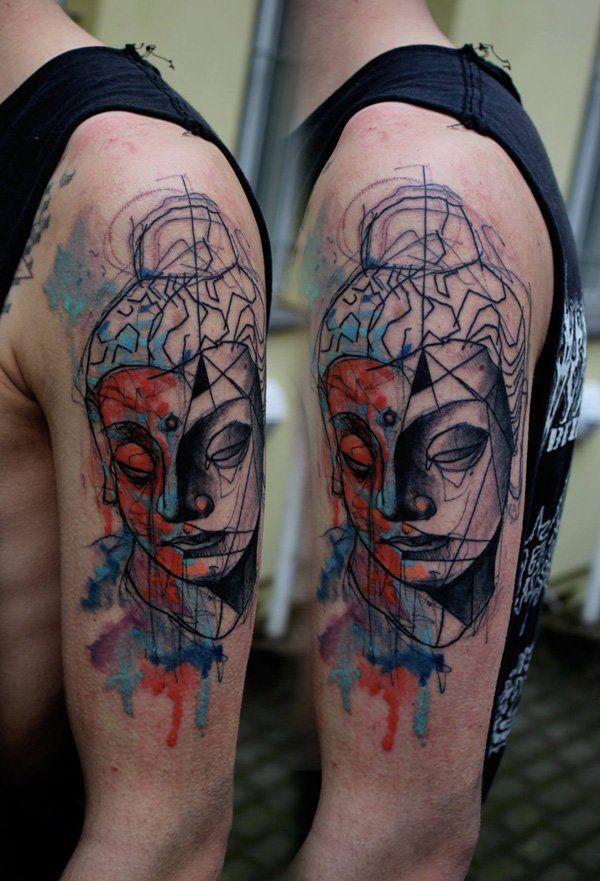 60 inspirational buddha tattoo ideas buddha tattoo and for Can buddhists have tattoos