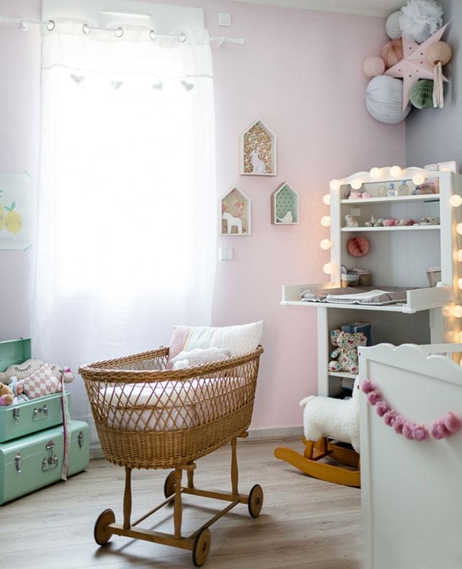 Chambre Bebe Fille Terracotta Recherche Google Baby Room Inspiration Pink Furniture Boho Kids Room
