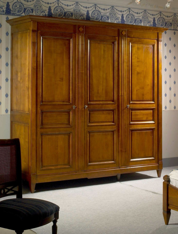 Armoire 3 Portes, Style Directoire  Meubles Richelieu