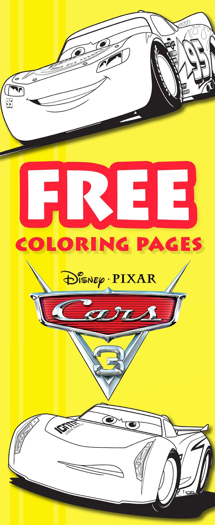 Cars coloring pages free printable coloring sheets for cars