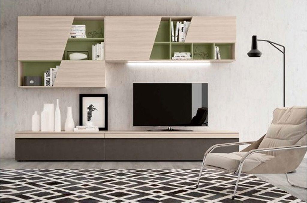 Arredamenti Living E Soggiorni Moderni Arredamenti Living E Soggiorni Moderni Benvenuti Su Outletarredamentipietrobonf In 2020 Tv Wall Design Tv Wall Decor Design